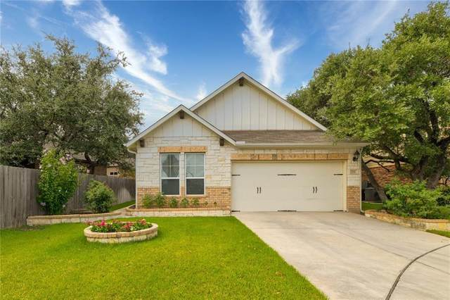 3451 Mayfield Ranch Blvd #201, Round Rock, TX 78681 (#9997657) :: Resident Realty