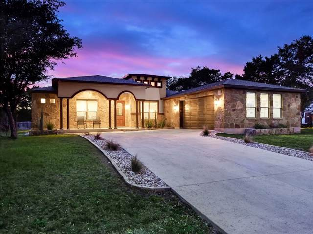 21442 Lakefront Dr, Lago Vista, TX 78645 (#9162129) :: The Perry Henderson Group at Berkshire Hathaway Texas Realty