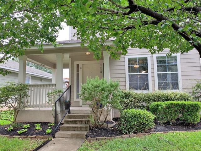 1430 Big Bend Dr #8, Cedar Park, TX 78613 (#1003026) :: RE/MAX Capital City