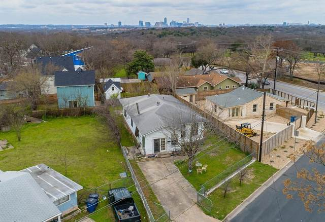 4703 Delores Ave, Austin, TX 78721 (#1008957) :: The Heyl Group at Keller Williams