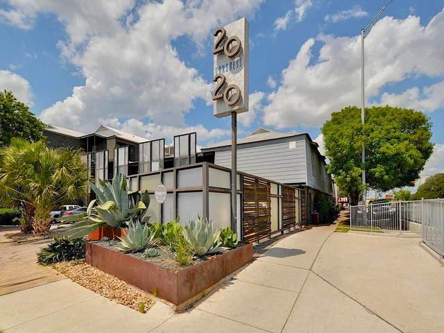 2020 S Congress Ave #1122, Austin, TX 78704 (#1017574) :: The Summers Group