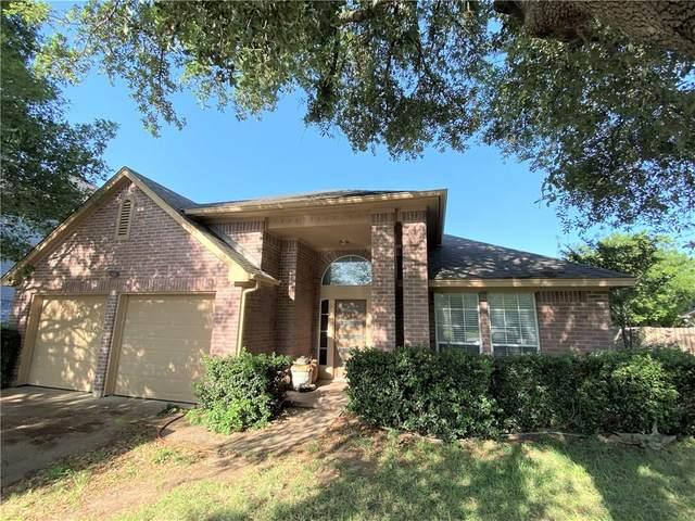 16909 Stockton Dr, Leander, TX 78641 (#1025320) :: First Texas Brokerage Company