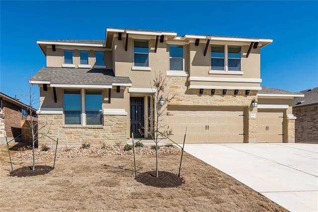 116 Scenic Hills Cir, Georgetown, TX 78628 (#1025341) :: Realty Executives - Town & Country