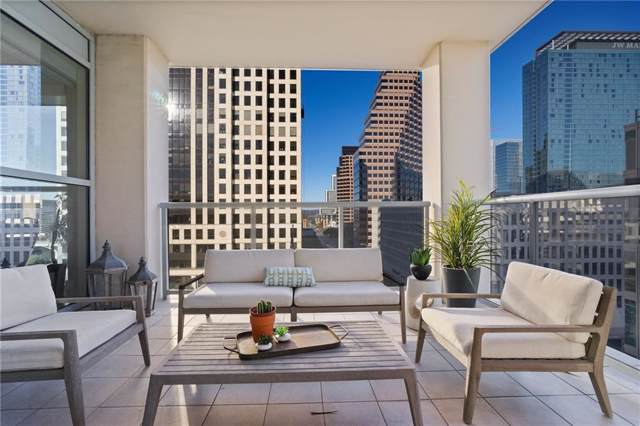 98 San Jacinto Blvd #803, Austin, TX 78701 (#1025907) :: Papasan Real Estate Team @ Keller Williams Realty