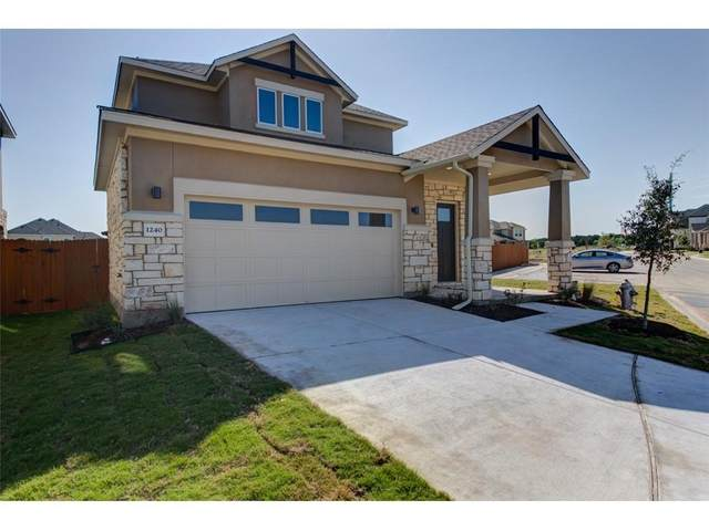 1240 Summerbrooke Ln, Leander, TX 78641 (#1034167) :: First Texas Brokerage Company