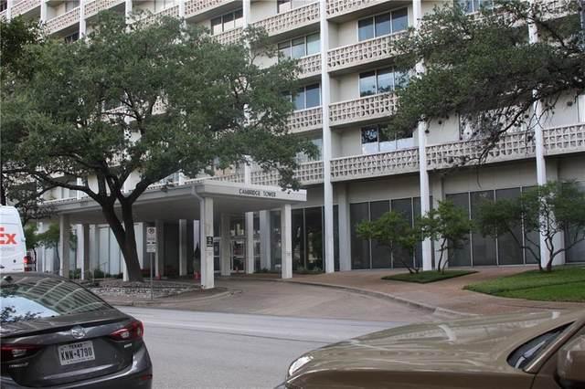 1801 Lavaca St 6C, Austin, TX 78701 (#1037399) :: Papasan Real Estate Team @ Keller Williams Realty