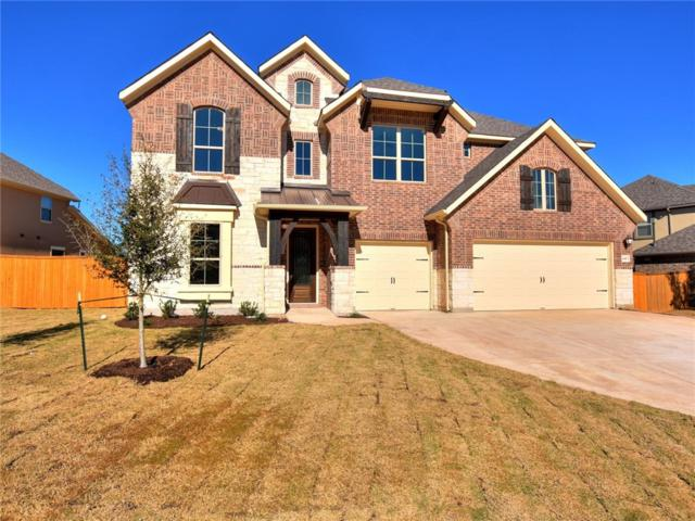 4413 Cherry Bark Dr, Leander, TX 78641 (#1042196) :: The Heyl Group at Keller Williams