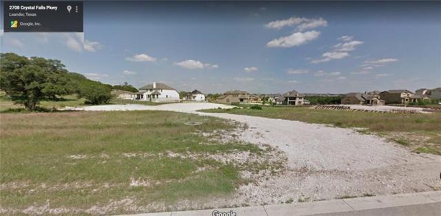 2708 Crystal Falls Pkwy, Leander, TX 78641 (#1058587) :: RE/MAX Capital City