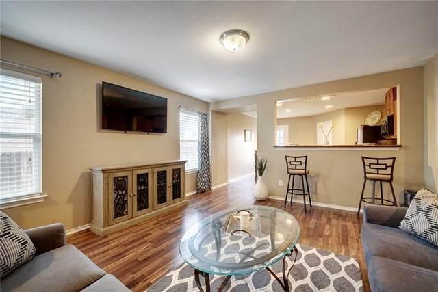 12028 Crownstone Ln, Manor, TX 78653 (#1064325) :: Zina & Co. Real Estate