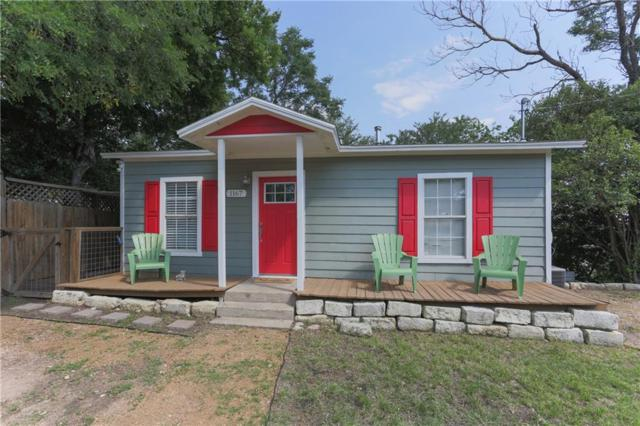 1167 Ridgeway Dr, Austin, TX 78702 (#1075515) :: RE/MAX Capital City