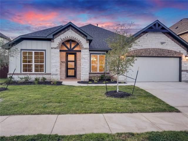 313 Millard St, Georgetown, TX 78628 (#1086774) :: Ben Kinney Real Estate Team