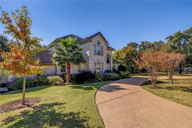 1615 Lakeway Blvd, Lakeway, TX 78734 (#1086959) :: Ana Luxury Homes