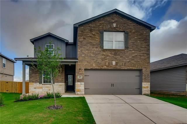 418 American Ave, Liberty Hill, TX 78642 (#1098253) :: Papasan Real Estate Team @ Keller Williams Realty
