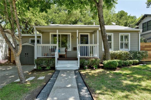 2404 Pruett St, Austin, TX 78703 (#1123431) :: Papasan Real Estate Team @ Keller Williams Realty