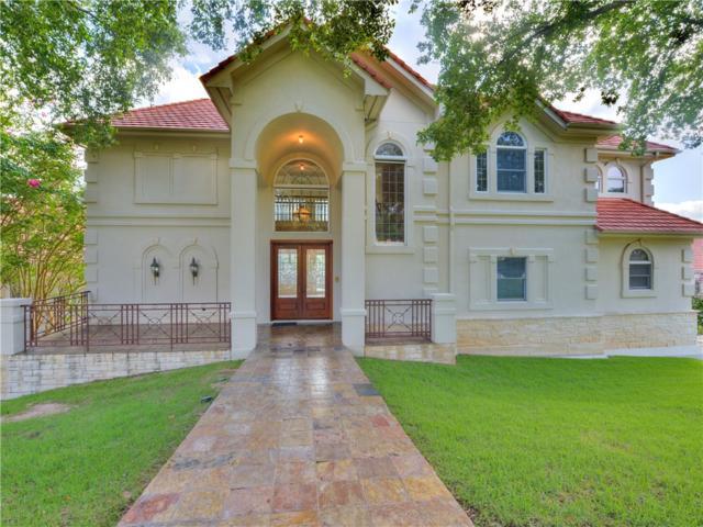 1501 Mesa Ridge Ln, Austin, TX 78735 (#1133125) :: Ana Luxury Homes