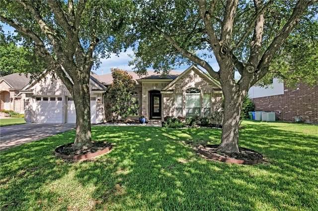 19204 Ventana Ct, Pflugerville, TX 78660 (#1140707) :: Zina & Co. Real Estate