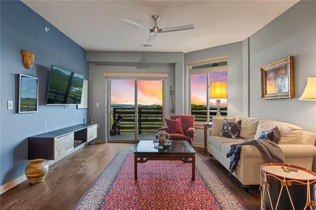 3600 S Lamar Blvd #409, Austin, TX 78704 (#1141599) :: Green City Realty