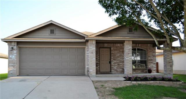 617 Holbrooke St, Hutto, TX 78634 (#1145941) :: The Heyl Group at Keller Williams