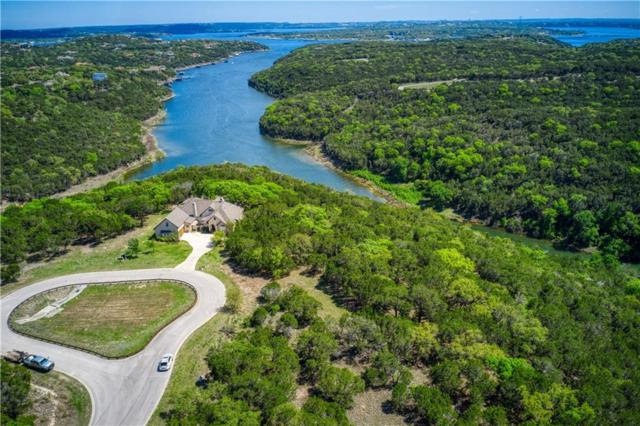 18809 Leisure Ln, Lago Vista, TX 78645 (#1153537) :: The Perry Henderson Group at Berkshire Hathaway Texas Realty