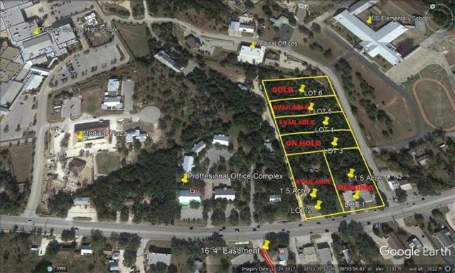 000 Sportsplex Dr, Dripping Springs, TX 78620 (#1158113) :: Papasan Real Estate Team @ Keller Williams Realty