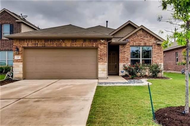 255 Shale Cir, Buda, TX 78610 (#1161630) :: Papasan Real Estate Team @ Keller Williams Realty