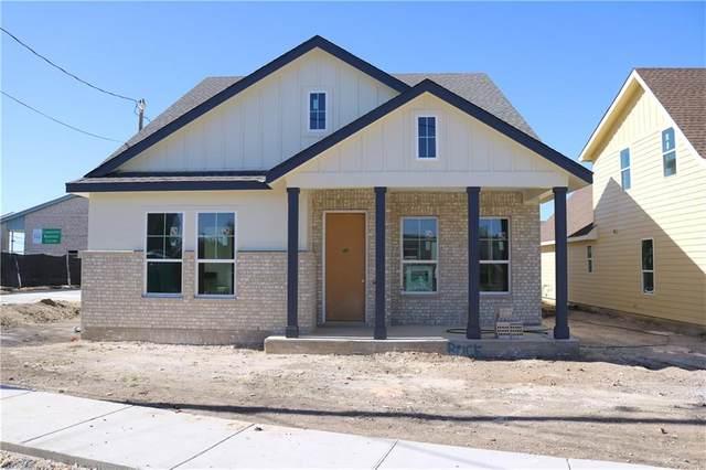 1108 Railroad St, Georgetown, TX 78626 (MLS #1167198) :: Brautigan Realty