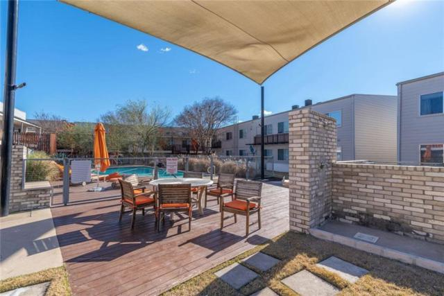 2200 Dickson Dr #131, Austin, TX 78704 (#1178843) :: The ZinaSells Group