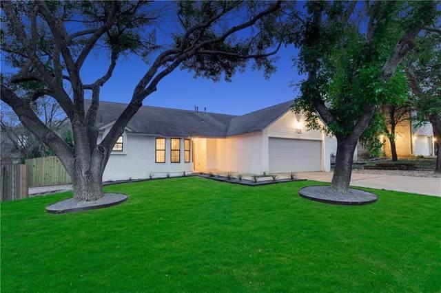 705 Dover Ln, Round Rock, TX 78664 (#1179728) :: Papasan Real Estate Team @ Keller Williams Realty