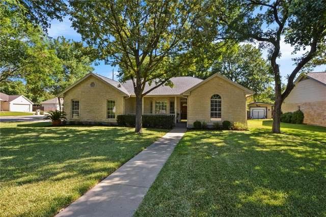 2915 Brandy Ln, Georgetown, TX 78628 (#1181635) :: The Perry Henderson Group at Berkshire Hathaway Texas Realty