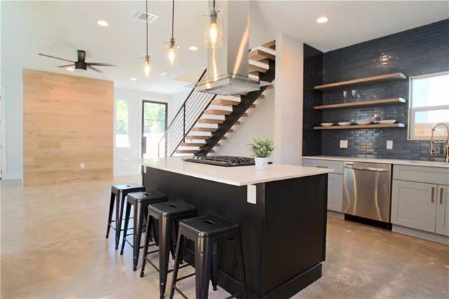 2910 Garwood St A, Austin, TX 78702 (#1189427) :: Kourtnie Bertram | RE/MAX River Cities
