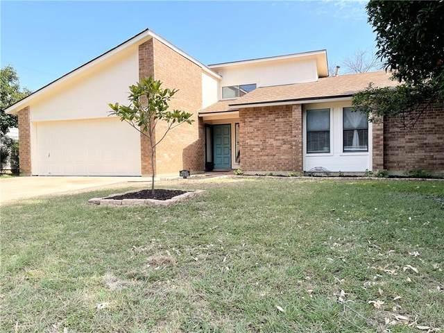 1603 Shotwell Ln, Round Rock, TX 78664 (#1189616) :: Papasan Real Estate Team @ Keller Williams Realty