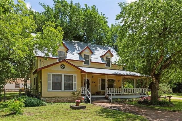 1908 Loop 332, Liberty Hill, TX 78642 (#1189880) :: Green City Realty