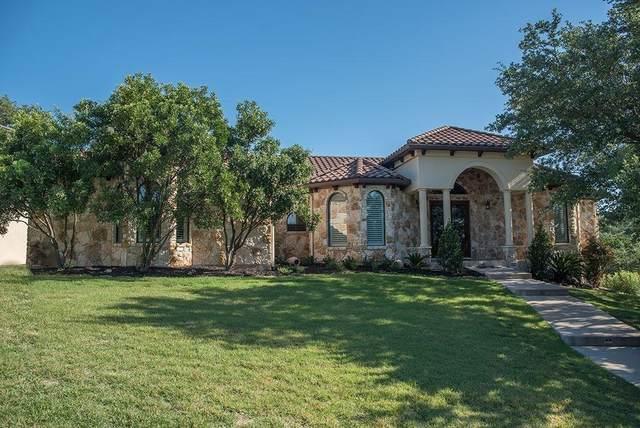 21002 Newport Cv, Lago Vista, TX 78645 (#1190855) :: All City Real Estate