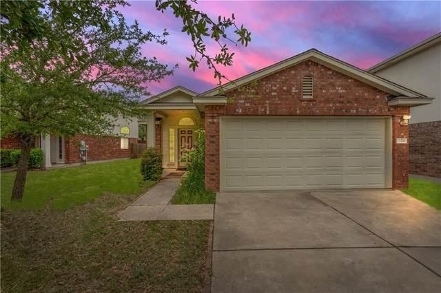 13516 Theodore Roosevelt St, Manor, TX 78653 (#1203738) :: Papasan Real Estate Team @ Keller Williams Realty