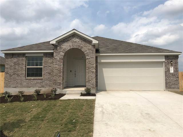 509 Marklawn Ln, Hutto, TX 78634 (#1205086) :: The Summers Group