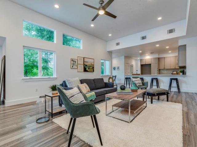 4903 Santa Anna St A, Austin, TX 78721 (#1206532) :: Austin International Group LLC