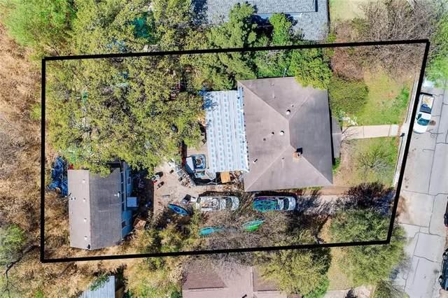 903 Edgecliff Ter, Austin, TX 78704 (#1211434) :: Papasan Real Estate Team @ Keller Williams Realty