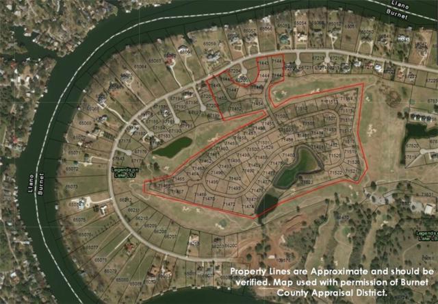 0 Legends Pkwy, Kingsland, TX 78639 (#1214818) :: Papasan Real Estate Team @ Keller Williams Realty