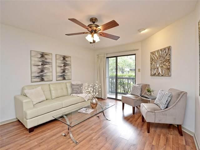 8888 Tallwood Dr #3111, Austin, TX 78759 (#1221749) :: Green City Realty
