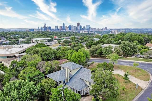 1631 Woodland Avenue A&B, Austin, TX 78741 (#1229126) :: Papasan Real Estate Team @ Keller Williams Realty
