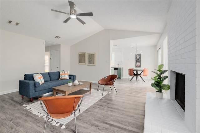 109 Masterson Pass, Austin, TX 78753 (#1249339) :: Papasan Real Estate Team @ Keller Williams Realty