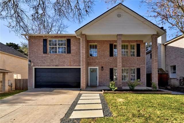 8012 Evadean Cir, Austin, TX 78745 (MLS #1254145) :: Vista Real Estate