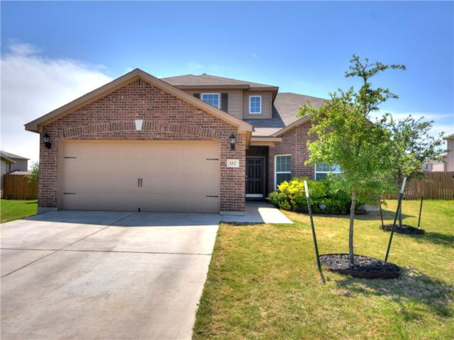 112 Brockston Cv, Jarrell, TX 76537 (#1254227) :: Forte Properties