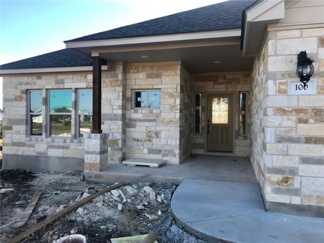 100 Valero Ct, Bertram, TX 78605 (#1268756) :: Lancashire Group at Keller Williams Realty