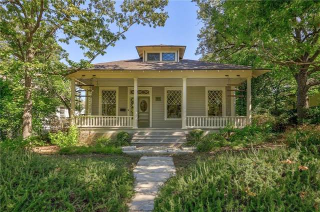 614 W 31 1/2 St, Austin, TX 78705 (#1285082) :: The Perry Henderson Group at Berkshire Hathaway Texas Realty