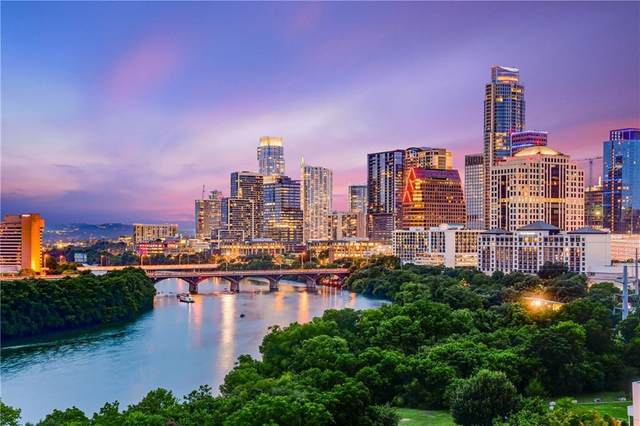 54 Rainey St #1222, Austin, TX 78701 (#1289509) :: Lauren McCoy with David Brodsky Properties