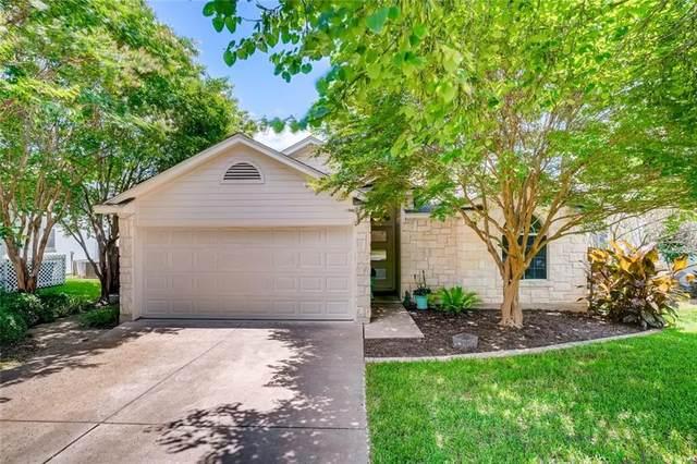 104 Barberry Dr, Georgetown, TX 78626 (#1293929) :: Papasan Real Estate Team @ Keller Williams Realty