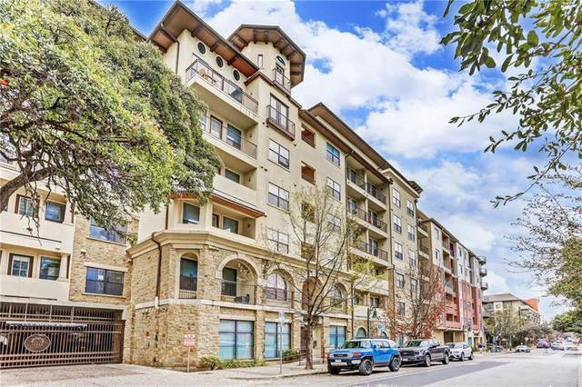 2505 San Gabriel St #308, Austin, TX 78705 (#1301057) :: The Perry Henderson Group at Berkshire Hathaway Texas Realty