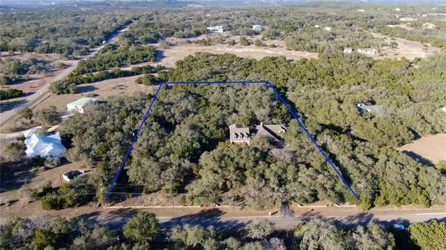 121 Canyon Gap Rd, Wimberley, TX 78676 (#1304716) :: Realty Executives - Town & Country