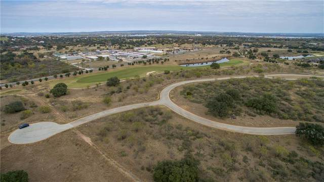 Lot 17 Coralberry, Horseshoe Bay, TX 78657 (#1311864) :: First Texas Brokerage Company